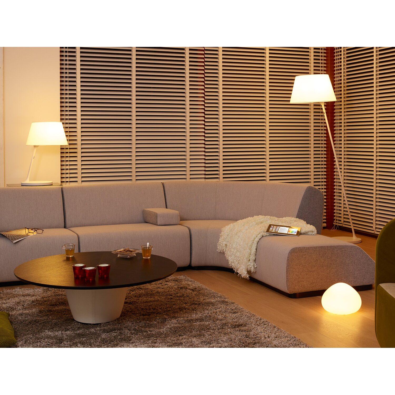 philips hue led lampen e27 wei starterset eek a kaufen bei obi. Black Bedroom Furniture Sets. Home Design Ideas