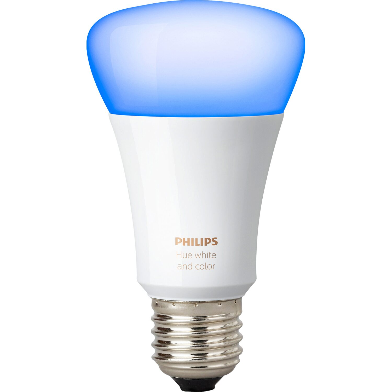 Philips Hue LED-Lampe E27/10W Weiß&Mehrfarbig Color Ambience Erweiterung EEK: A+ Preisvergleich