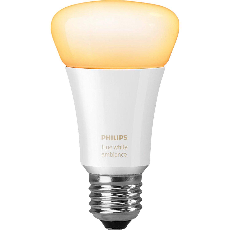 Wonderlijk Philips Hue LED-Lampe E27/9,5 W Weiß Ambience Erweiterung EEK: A+ TT-54