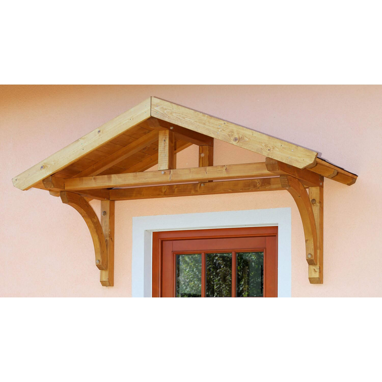 Skan holz satteldach vordach stettin 180 cm x 80 cm f r for Obi vordach