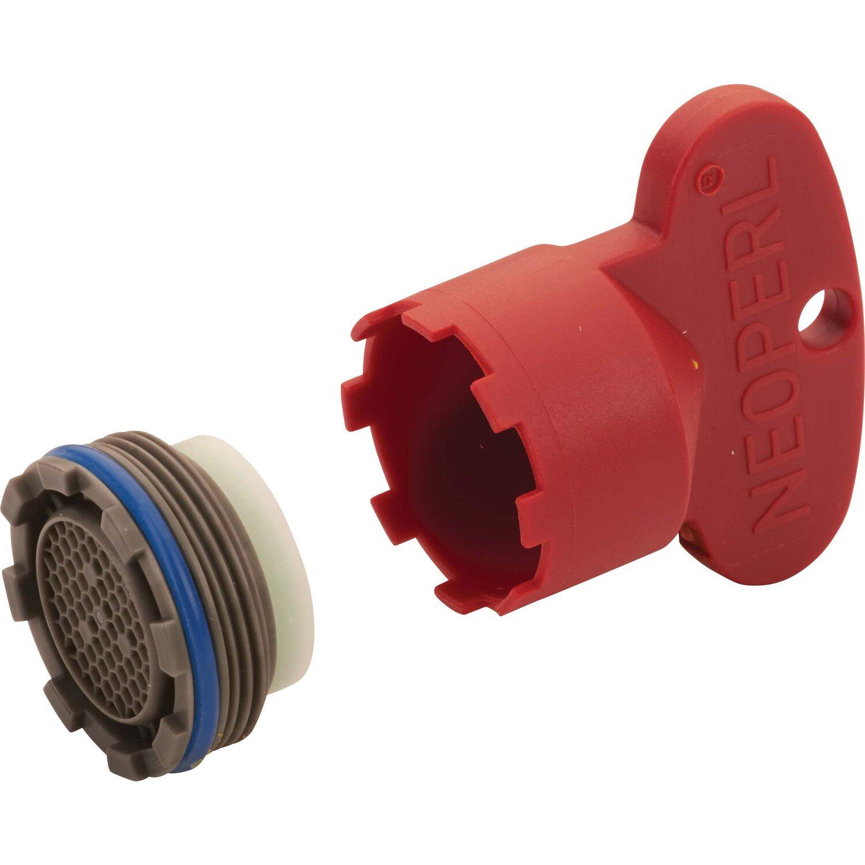 20 mm Ohrclip mit Sieb 2116421 Rayher 1 Paar SB-Btl platin