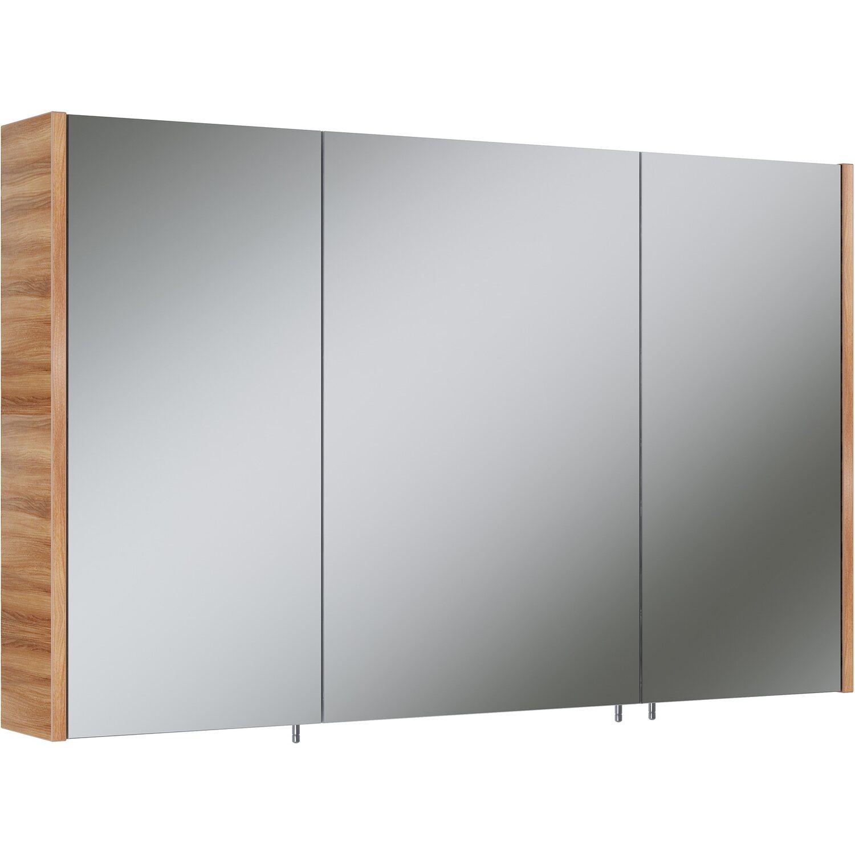 Spiegelschrank 100 Cm Madrid Piemonte Kaufen Bei Obi