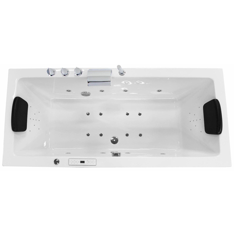 Emotion  Premium Whirlpool Luzy 180 cm x 80 cm