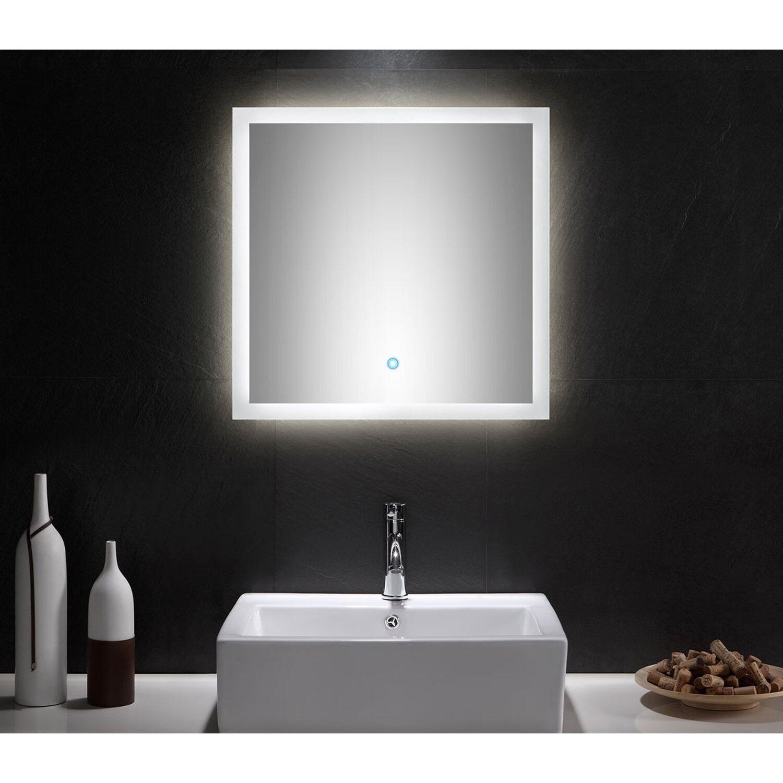 Emotion Badmöbel-Set 60 cm Vela 60S SlimLine Weiß Hochglanz 3-teilig ...