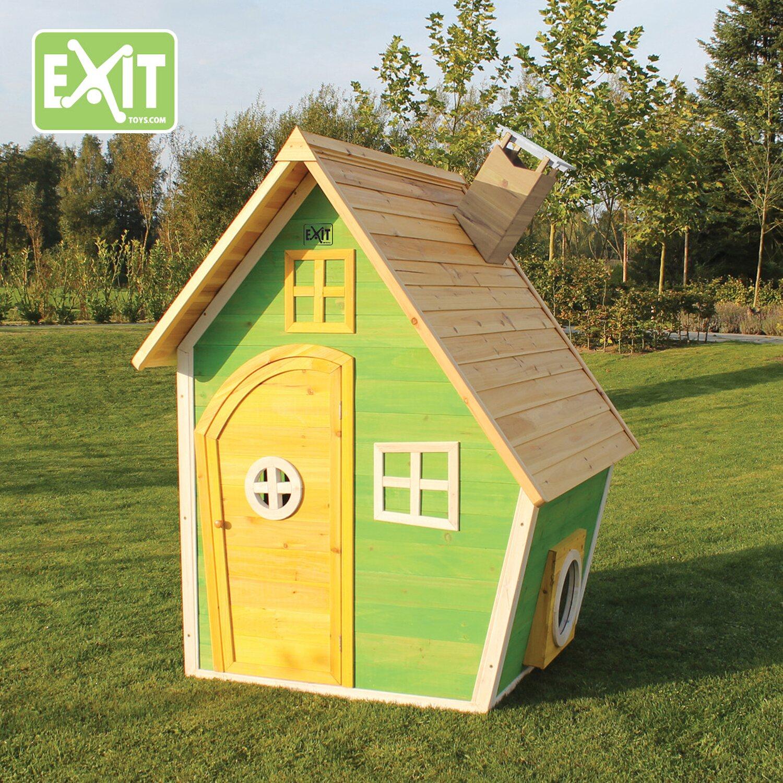 Exit Spielhaus Fantasia 100 Grün