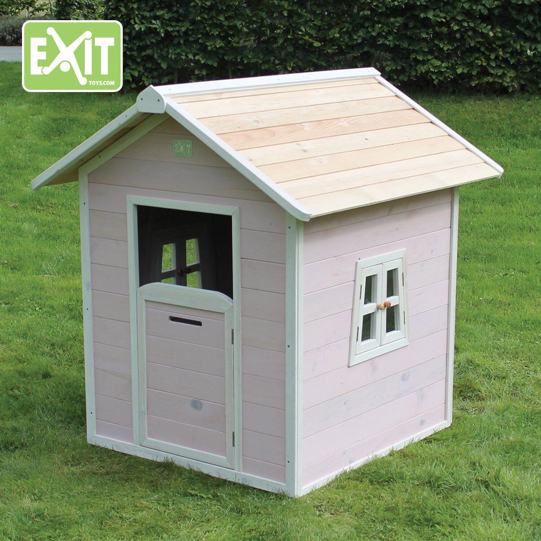 exit spielhaus beach 100 rosa kaufen bei obi. Black Bedroom Furniture Sets. Home Design Ideas