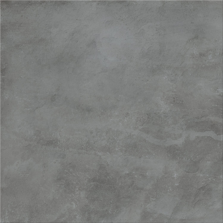 Terrassenplatte Feinsteinzeug Stone Dunkelgrau 59 3 Cm X 59 3 Cm