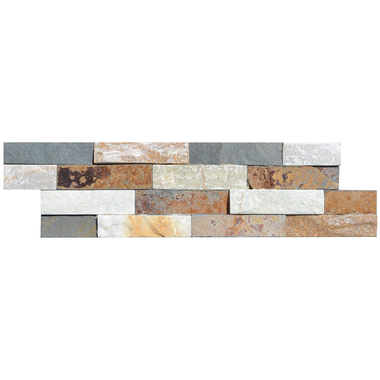 Wandverblender naturstein colorado z 40 cm x 10 cm kaufen for Wandverblender naturstein
