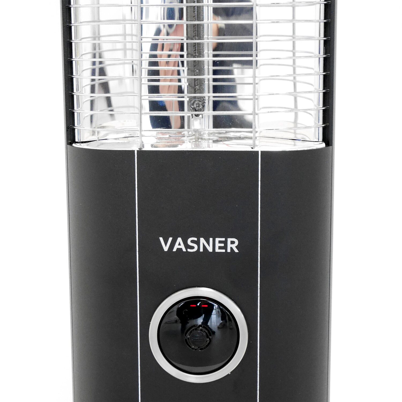 vasner infrarot standheizstrahler standline w schwarz kaufen bei obi. Black Bedroom Furniture Sets. Home Design Ideas