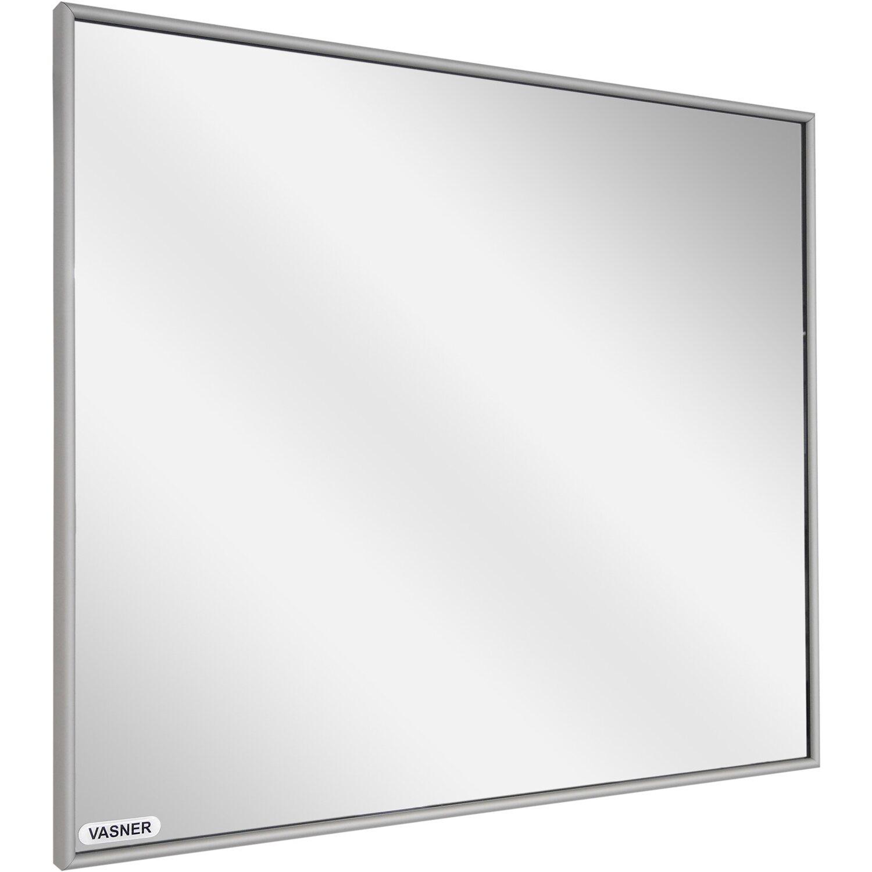 Vasner Spiegel-Infrarotheizung Zipris S 700 W mit Alu-Rahmen | Flur & Diele > Spiegel > Wandspiegel | Sicherheitsglas - Hz | Vasner