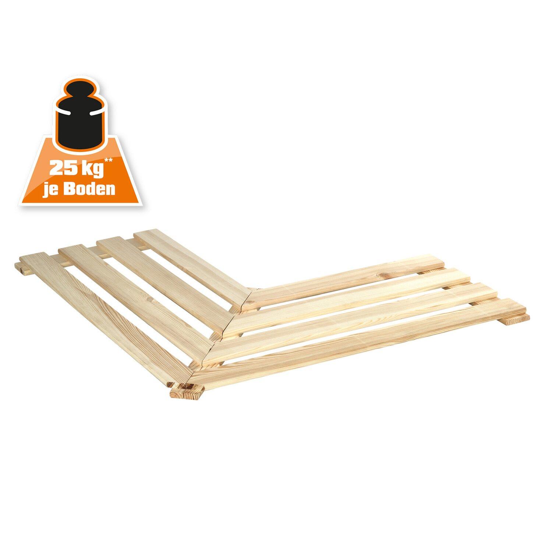 Regalsystem holz baumarkt  OBI Holz-Eckregalboden 2,4 x 36 x 80,1 cm kaufen bei OBI