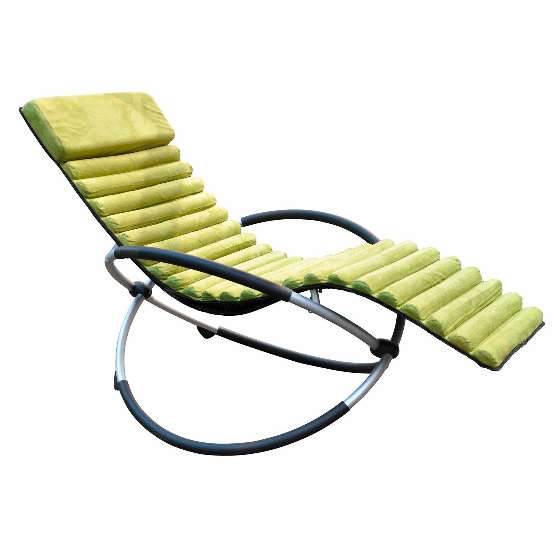 Auflage für Leco Schaukelstuhl grün kaufen bei OBI