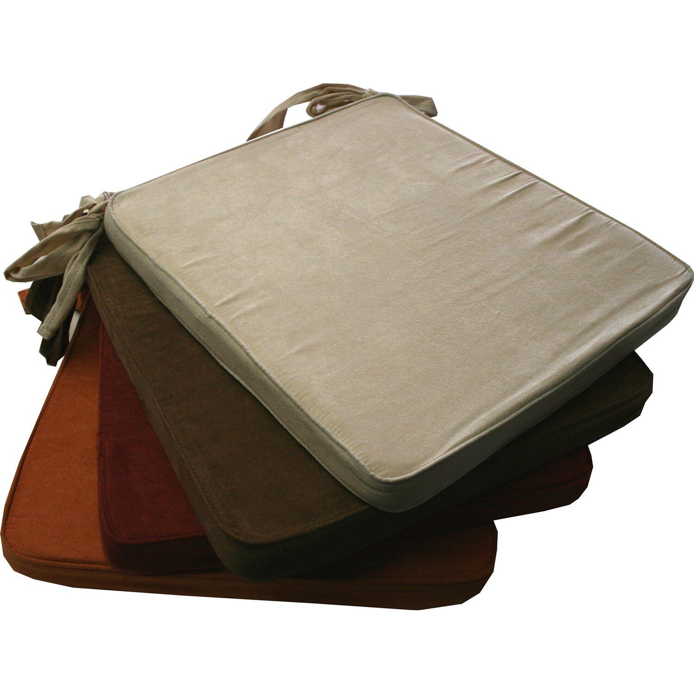 stuhlkissen living nature sortiert 49 cm x 43 cm kaufen bei obi. Black Bedroom Furniture Sets. Home Design Ideas