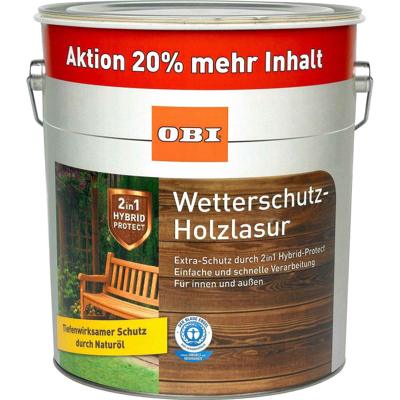 Favorit Holzlasuren online kaufen bei OBI   OBI.de EE82