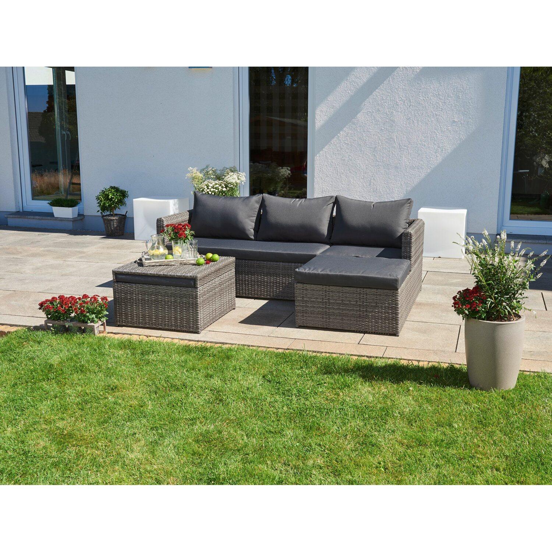 greemotion gartenm bel gruppe ibiza 3 tlg kaufen bei obi. Black Bedroom Furniture Sets. Home Design Ideas