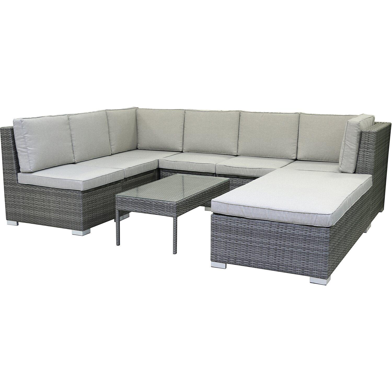 greemotion gartenm bel gruppe malibu kaufen bei obi. Black Bedroom Furniture Sets. Home Design Ideas