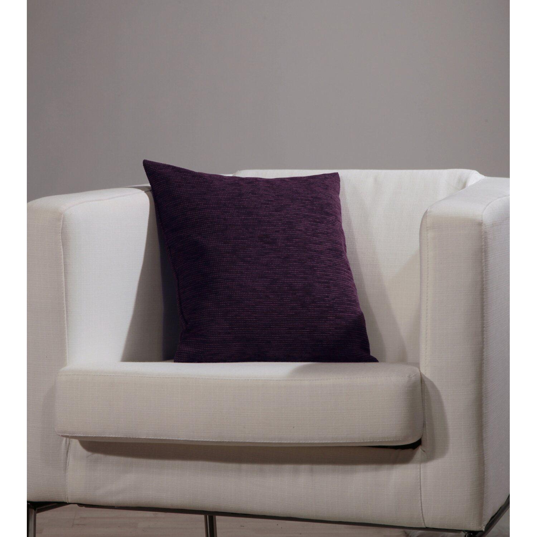 gef lltes kissen london violett 40 cm x 40 cm kaufen bei obi. Black Bedroom Furniture Sets. Home Design Ideas