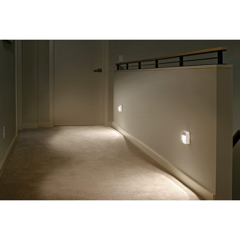 Mr. Beams LED-Nachtlicht mit Bewegungsmelder MB9 Weiß
