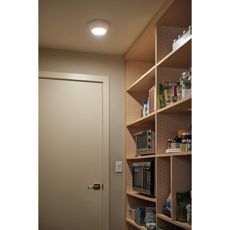 mr beams led deckenleuchte mit bewegungsmelder mb990 wei kaufen bei obi. Black Bedroom Furniture Sets. Home Design Ideas