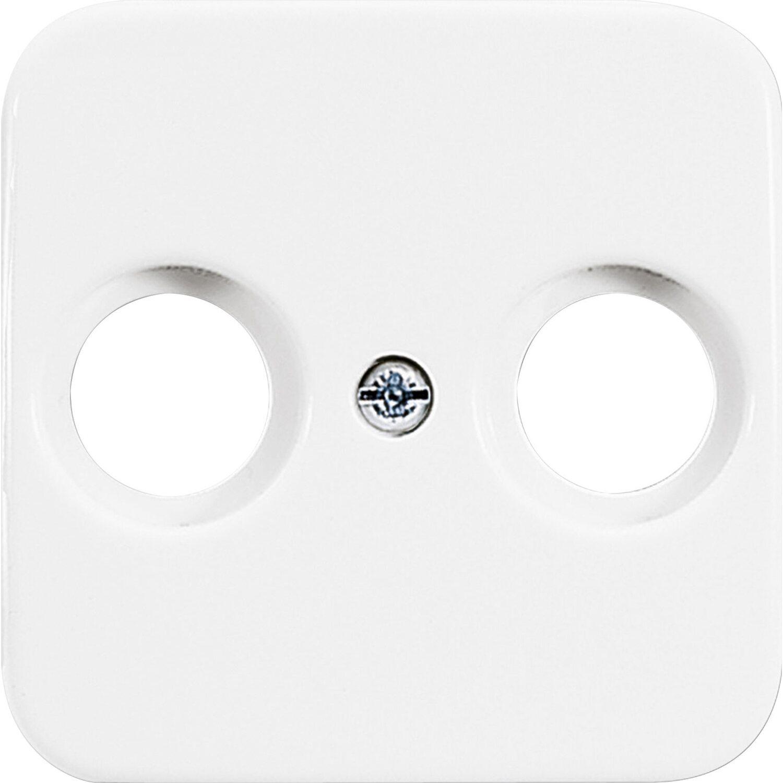 busch jaeger antennenabdeckung reflex si alpinwei kaufen bei obi. Black Bedroom Furniture Sets. Home Design Ideas