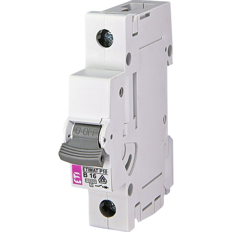 ETIMAT Leitungsschutzschalter P10 B 16 A, 1-polig, 10 KA