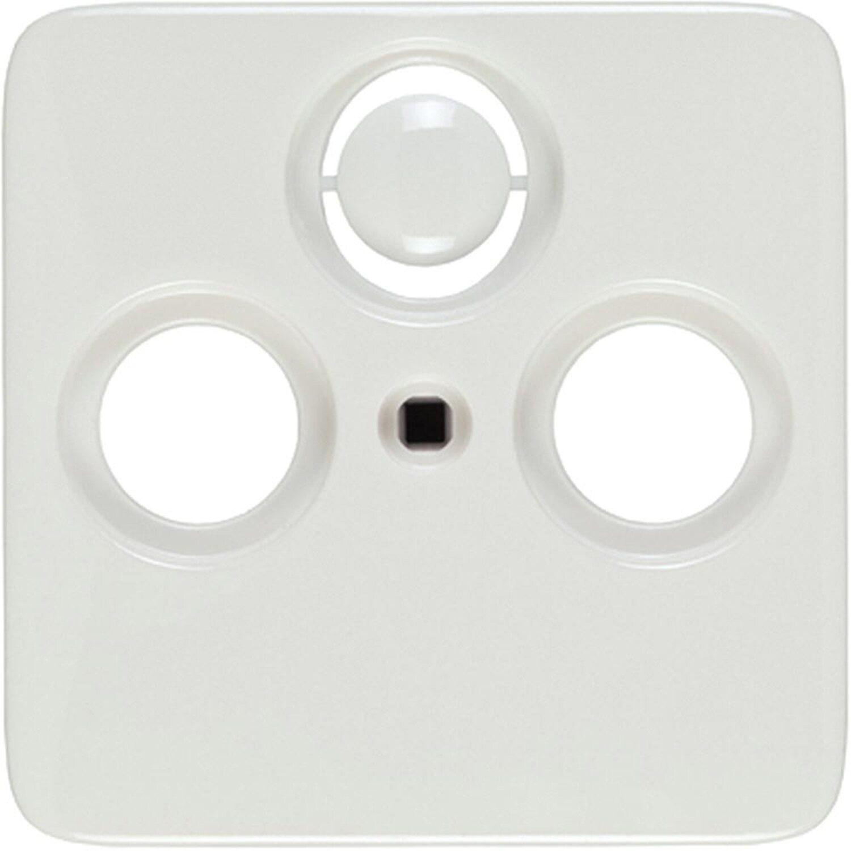 Legrand Abdeckung für Antennensteckdose Legrand Creo Ultraweiß