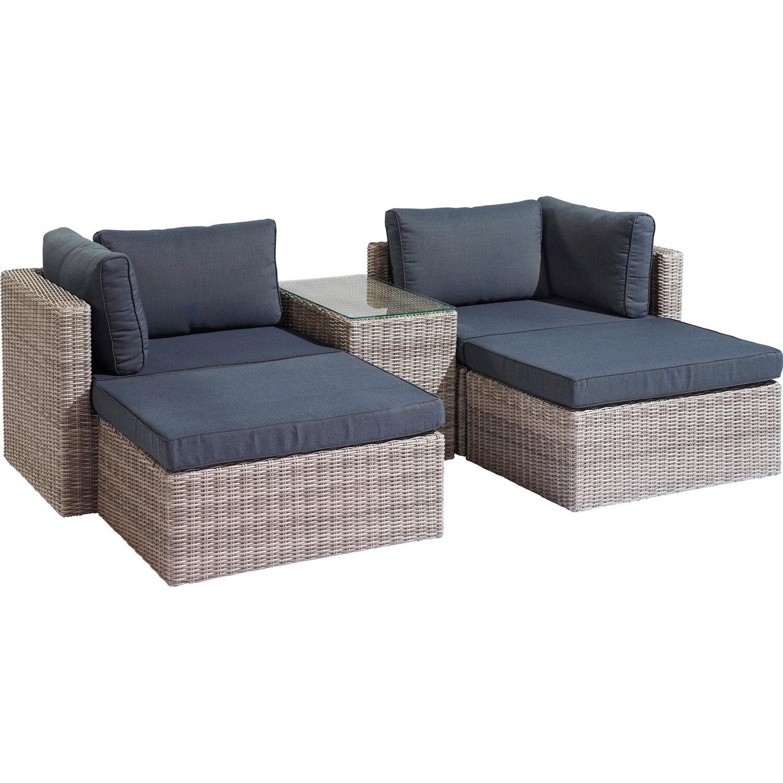 lounge set olea ii 5 teilig kaufen bei obi. Black Bedroom Furniture Sets. Home Design Ideas