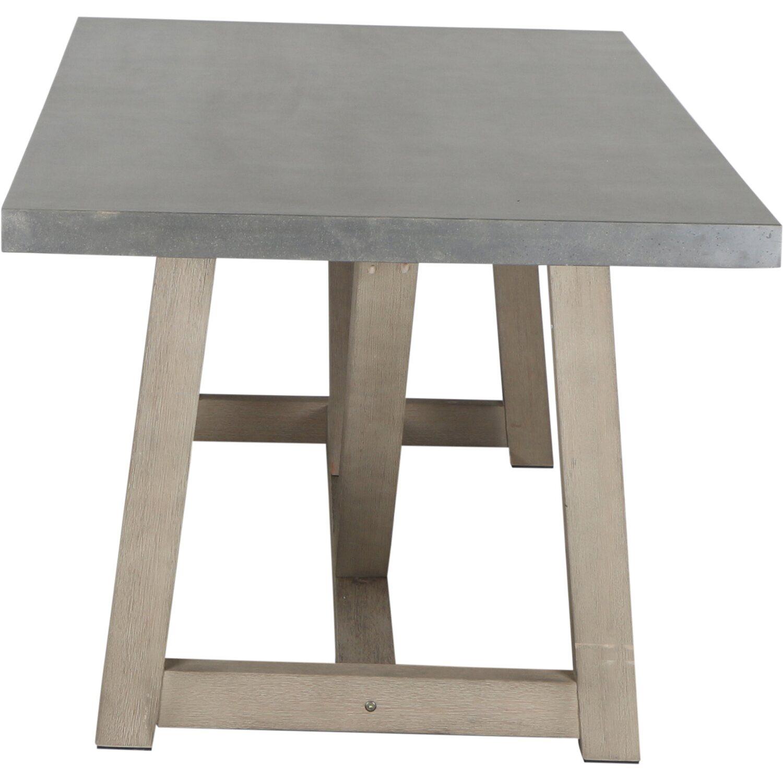 siena garden tisch largo 240 cm x 100 cm x 77 cm kaufen bei obi. Black Bedroom Furniture Sets. Home Design Ideas