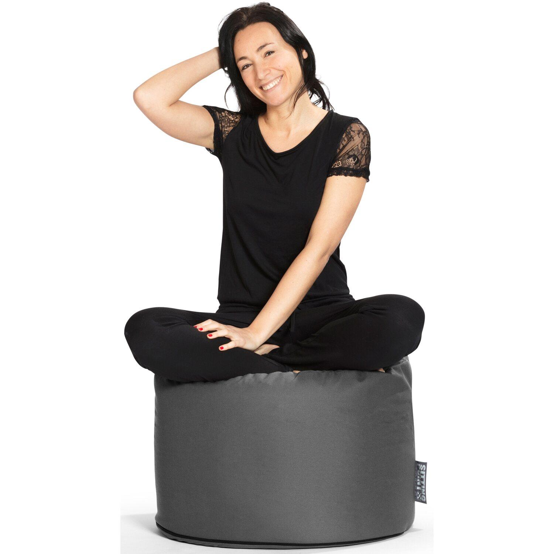 sitting point sitzhocker dotcom outside 120 l anthrazit kaufen bei obi. Black Bedroom Furniture Sets. Home Design Ideas