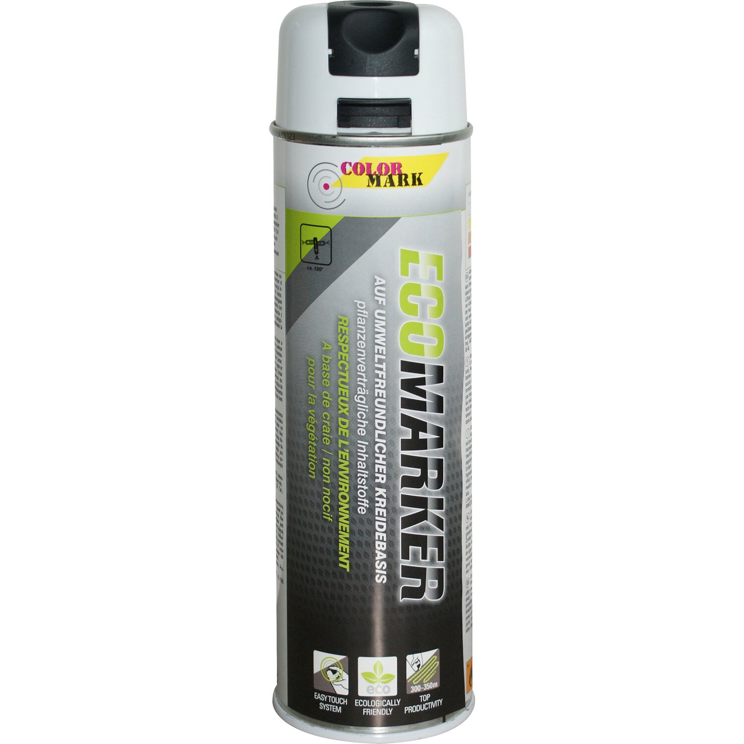 Kreide-Spray Weiß 500 ml