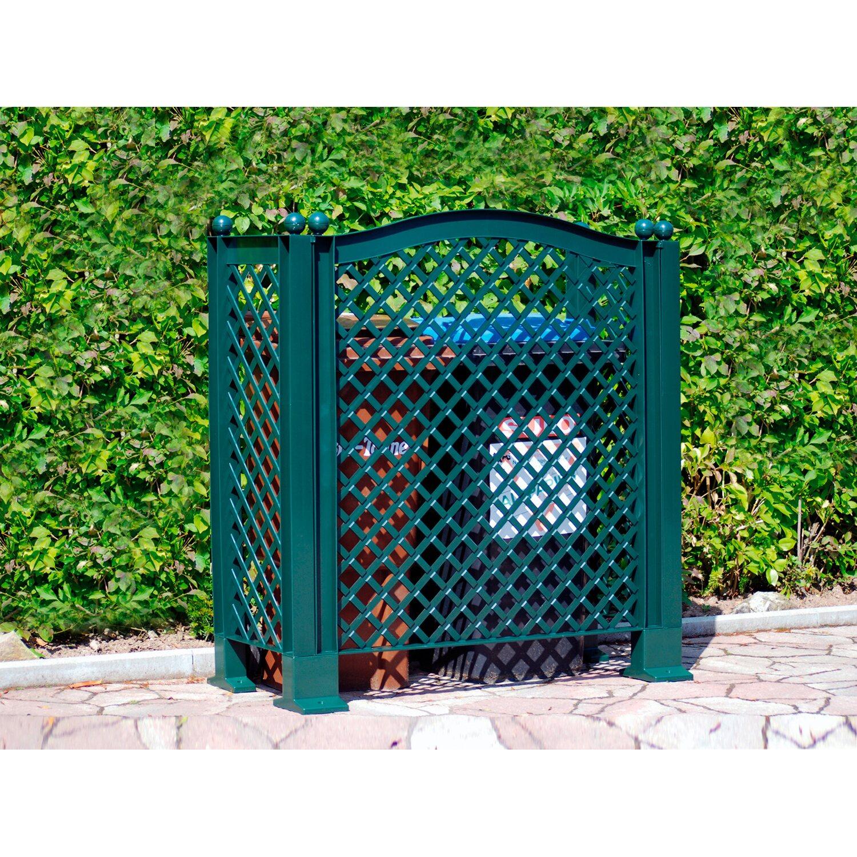 Großartig KHW Mülltonnen-Spalier Grün kaufen bei OBI LL45