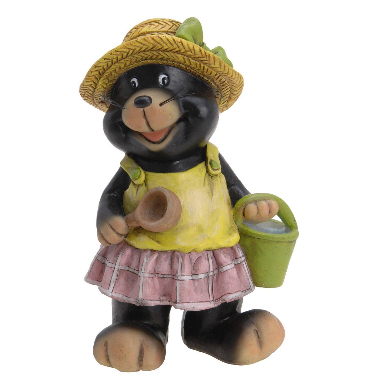 Deko Figur Lustiger Maulwurf 16 Cm Kaufen Bei Obi