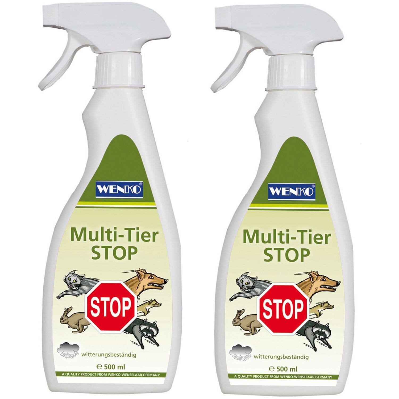 Wenko Multi-Tier-Stopp Spray 2 x 500 ml
