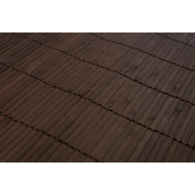 Bambus Teppich Natur Schoko 65 Cm X 140 Cm Kaufen Bei Obi