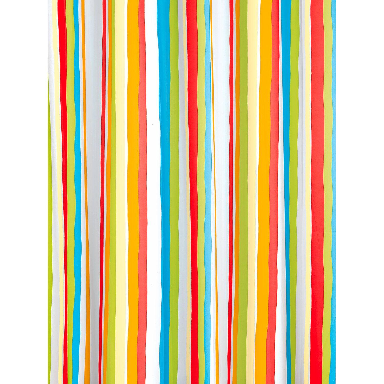 obi duschvorhang trinidad 180 cm x 200 cm multicolor kaufen bei obi. Black Bedroom Furniture Sets. Home Design Ideas