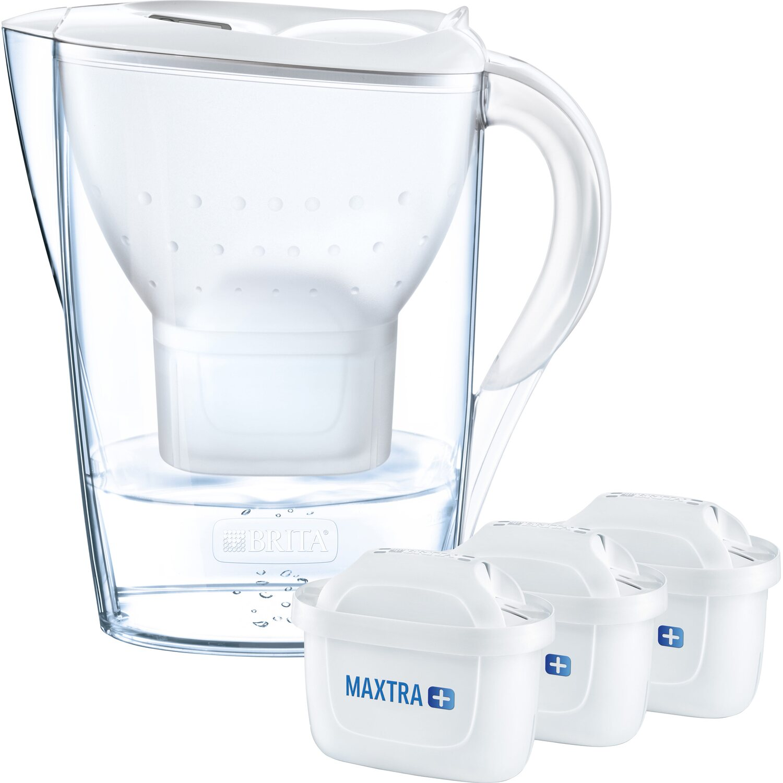 Brita Wasserfilter Starter Marella Cool inkl. 3 Maxtra+