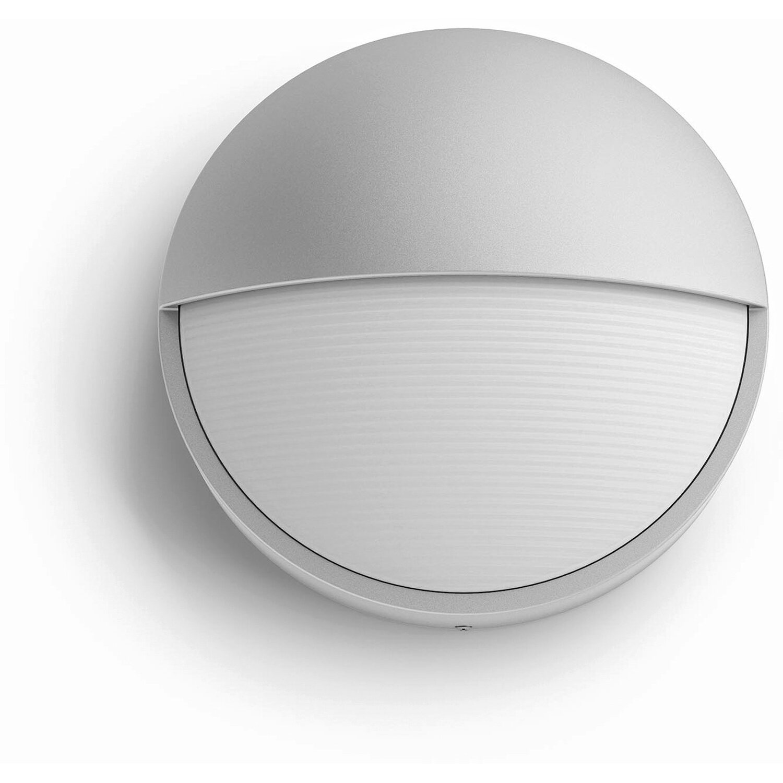 Bewegungsmelder Aluminium 6 W Philips myGarden LED Wandaussenleuchte Capricorn