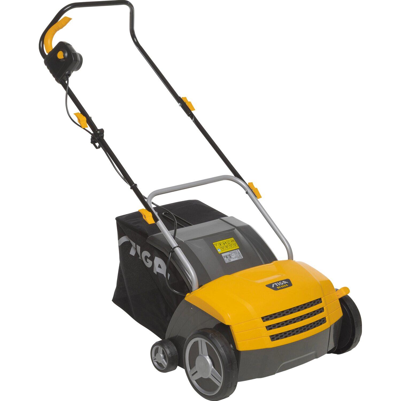 Stiga Elektro-Vertikutierer und -Rasenlüfter SV 213 E 1.300 W   Garten > Gartengeräte > Vertikutierer   Stiga