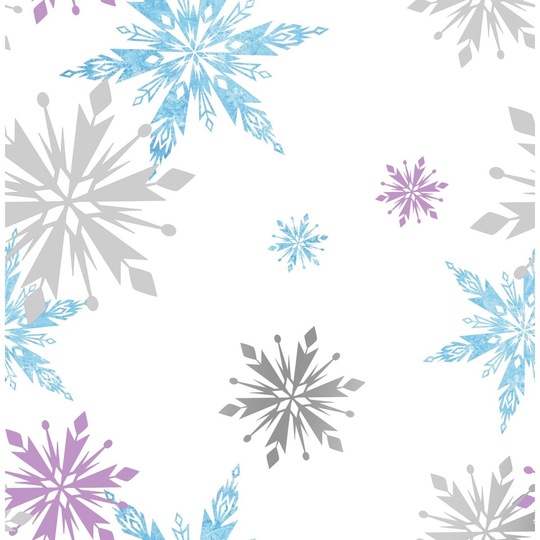 graham brown tapetenmuster eisknigin schneeflocke mehrfarbig - Tapeten Muster
