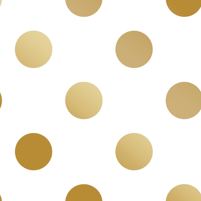 Graham brown tapetenmuster punkte gold kaufen bei obi for Tapetenmuster bestellen