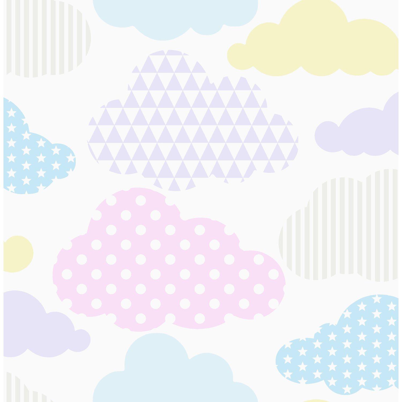 Graham brown tapetenmuster wolken pastell kaufen bei obi for Tapetenmuster bestellen