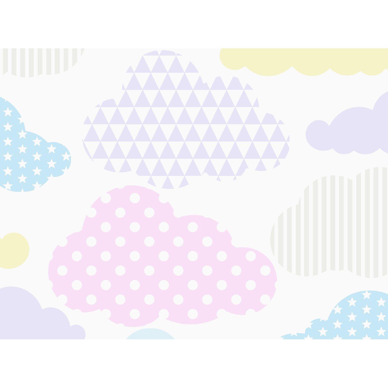 Graham & Brown Vliestapete Wolken Pastell