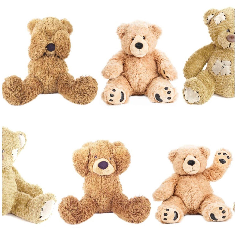 Graham brown tapetenmuster teddyb ren wei braun kaufen for Tapetenmuster bestellen