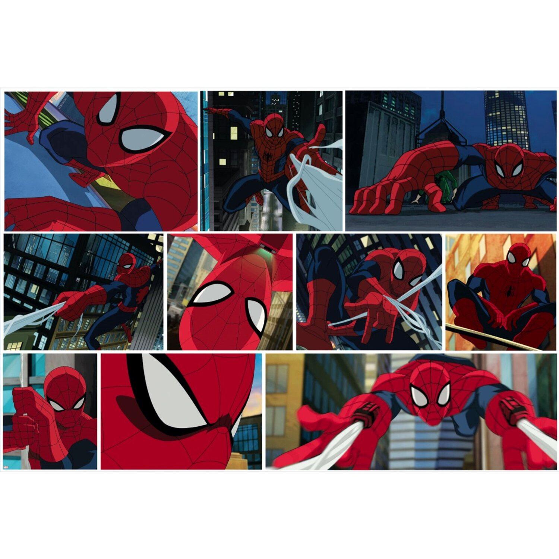 Graham & Brown Vliestapete Fototapete Spiderman 276 cm x 190 cm ...