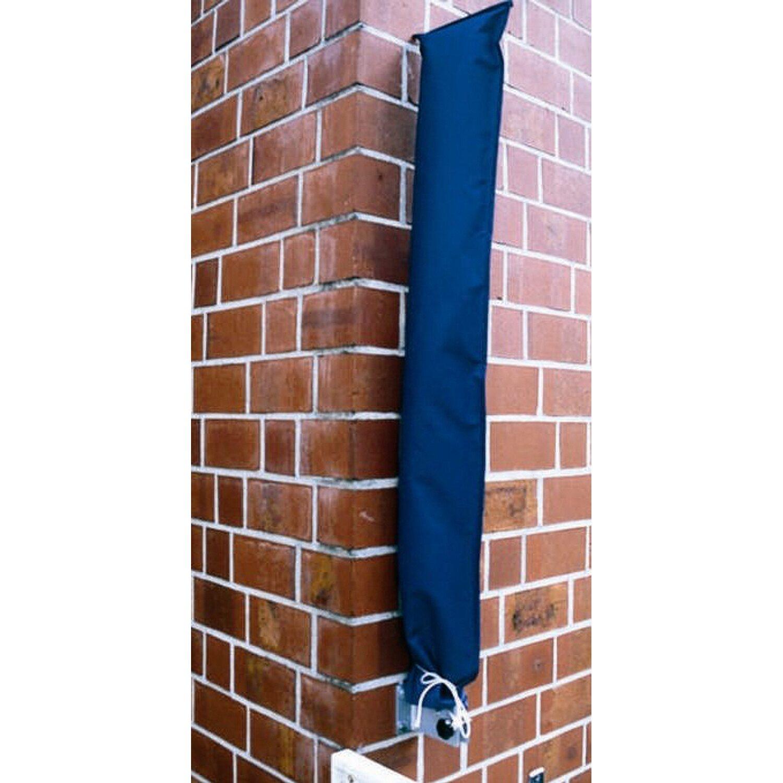 Leco Balkon Sichtschutz Fächer Blau kaufen bei OBI