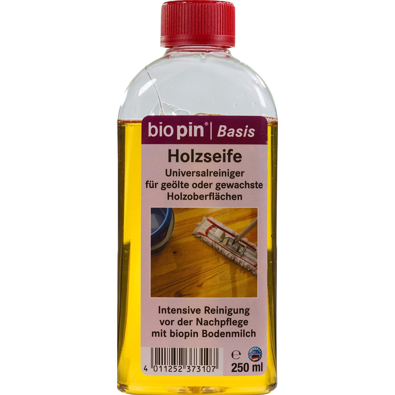 biopin Holzseife