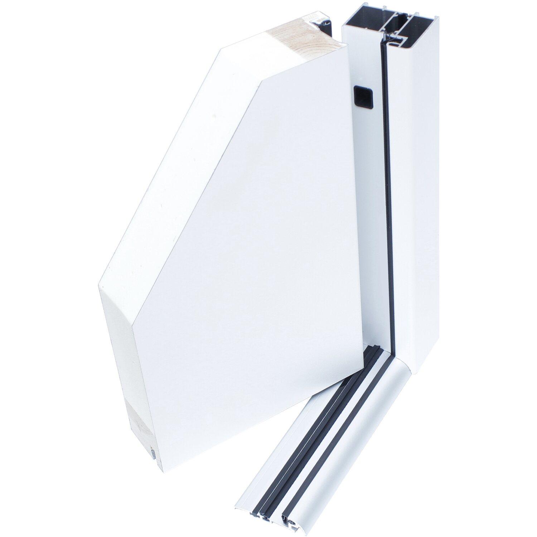sicherheits haust r thermospace bern rc2 110 x 210 cm wei anschlag rechts kaufen bei obi. Black Bedroom Furniture Sets. Home Design Ideas