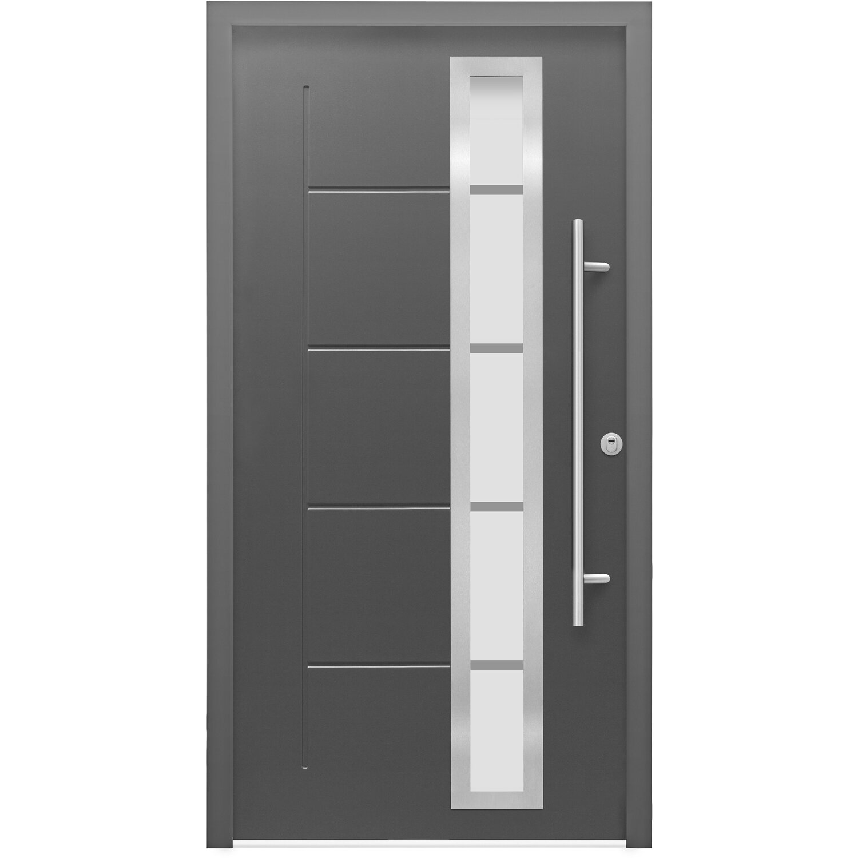 sicherheits haust r thermospace paris rc2 110 x 210 cm anschlag rechts kaufen bei obi. Black Bedroom Furniture Sets. Home Design Ideas