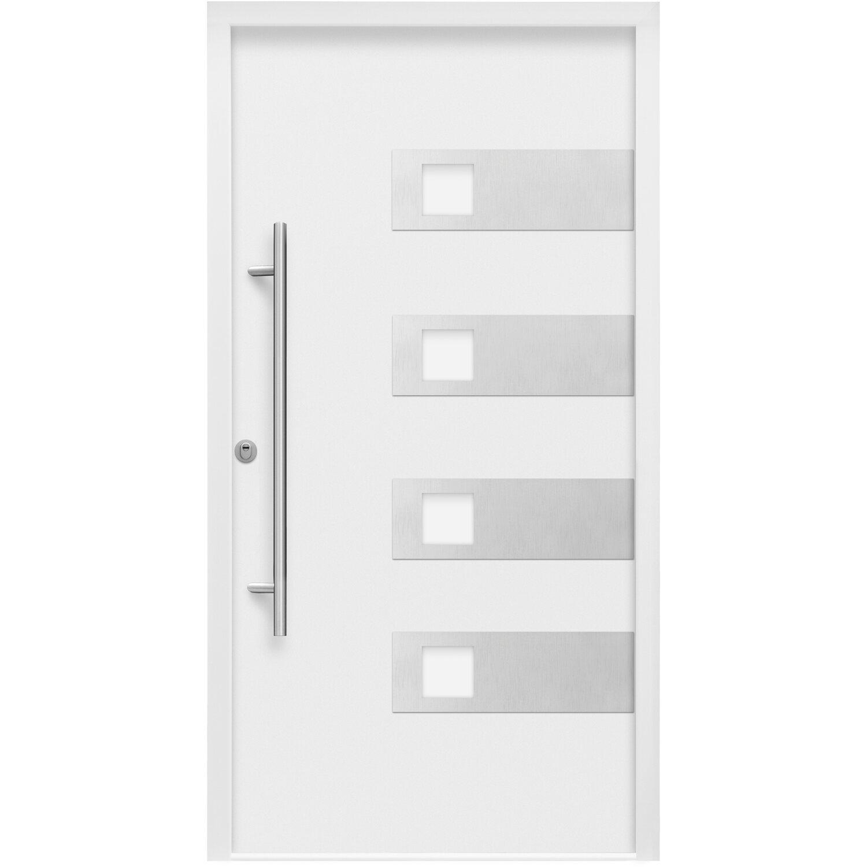 sicherheits haust r thermospace bern rc2 110 x 210 cm wei anschlag links kaufen bei obi. Black Bedroom Furniture Sets. Home Design Ideas
