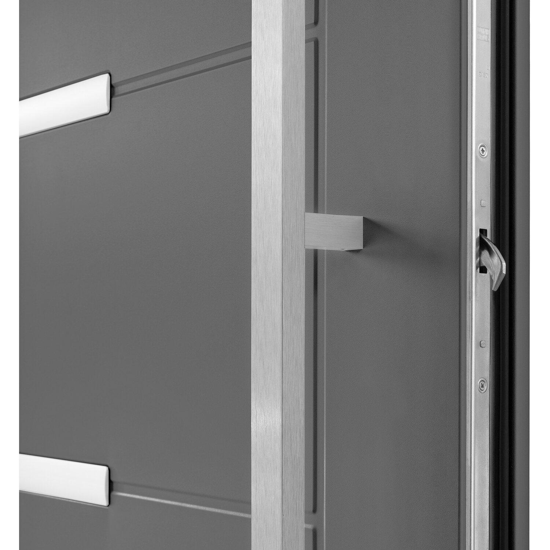haust r thermospace madrid 110 x 210 cm anthrazit anschlag links kaufen bei obi. Black Bedroom Furniture Sets. Home Design Ideas